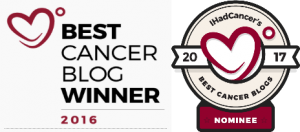 IHadCancer.com Best Cancer Blog Awards