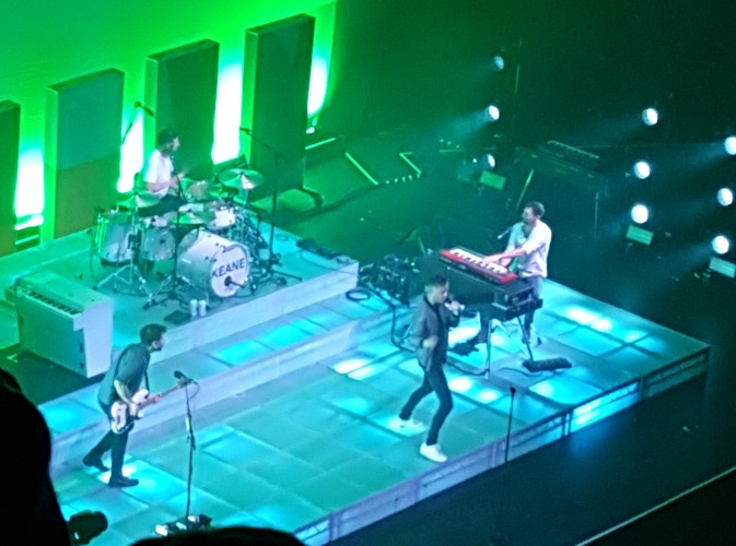Keane Royal Albert Hall 28th September 2019