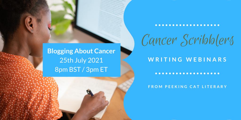 Cancer Scribblers: Blogging About Cancer Webinar